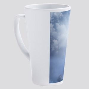 ! 17 oz Latte Mug