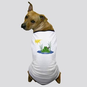 Lilly's Pad Dog T-Shirt