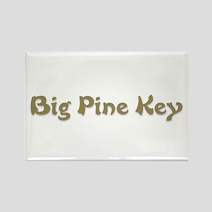 Big Pine Key Rectangle Magnet