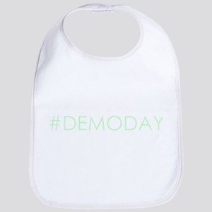 Demo Day Hashtag Baby Bib