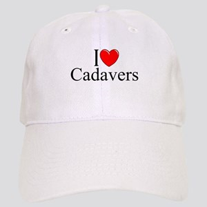 """I Love Cadavers"" Cap"