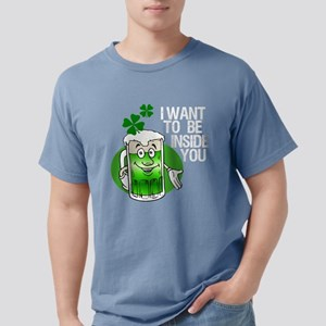 i want to be inside you3white T-Shirt
