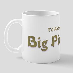 I'd Rather Be...BPK Mug