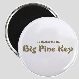 I'd Rather Be...BPK Magnet