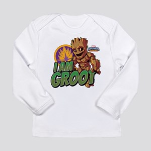 Guardians of the Galaxy Long Sleeve Infant T-Shirt