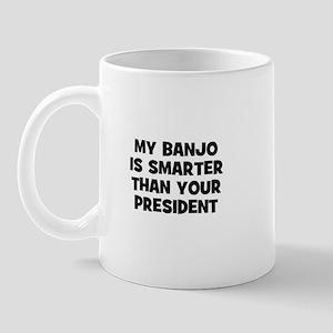 my Banjo is smarter than your Mug
