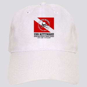 USS Kittiwake Baseball Cap