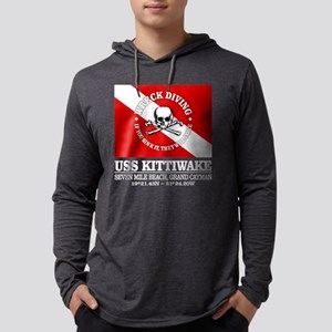 USS Kittiwake Long Sleeve T-Shirt