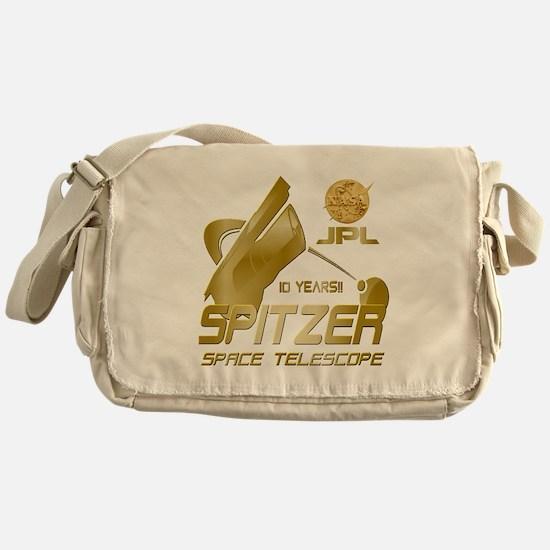 Spitzer At 10! Messenger Bag