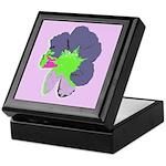 Groovy Flower Keepsake Box