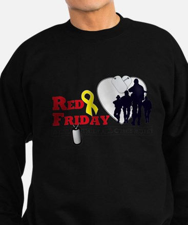 Red Friday - Until They All C Sweatshirt