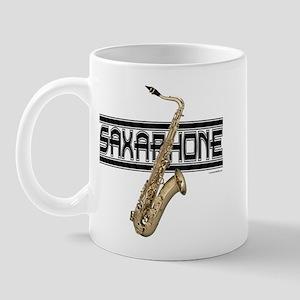 Saxaphone Mug