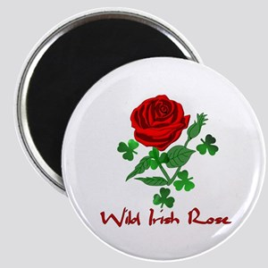 Wild Irish Rose Magnets