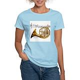 French horn Women's Light T-Shirt