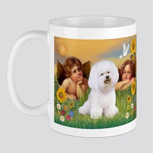 Angels & Bichon Frise Mug