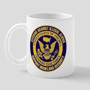 Citizens Task Force Against Illegal Aliens Mug