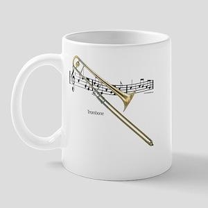 Trombone Music Mug
