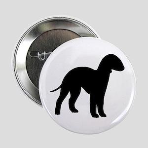 "Bedlington Terrier 2.25"" Button"