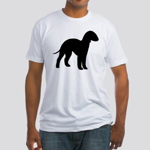 Bedlington Terrier Fitted T-Shirt