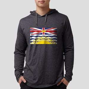 British Columbia Long Sleeve T-Shirt