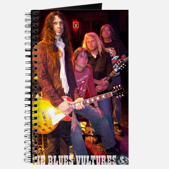 The Blues Vultures Journal