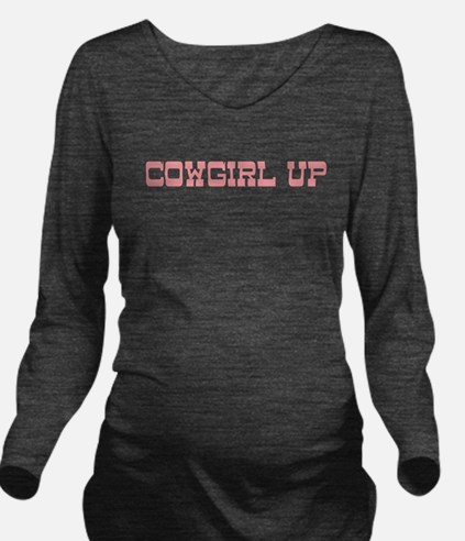 COWGIRL UP T-Shirt