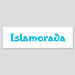 Islamorada Bumper Sticker