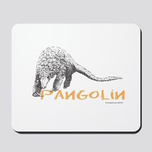 Pangolin Mousepad
