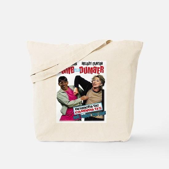 Cute Anti barack obama Tote Bag