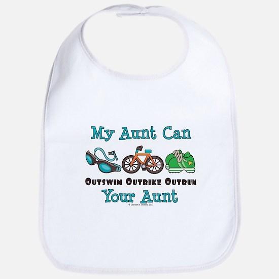 Aunt Triathlete Triathlon Bib