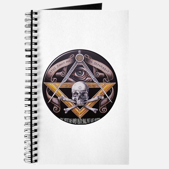 Square compass Journal