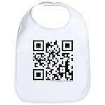 Otaku QR Code Bib
