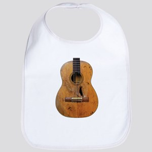 Willy Nelsons Guitar - Trigger Baby Bib