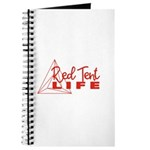 Red Tent Life Logo Journal