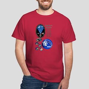 Hubble Composite Dark T-Shirt
