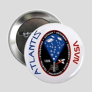 "Atlantis STS 125 2.25"" Button"