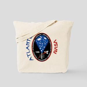 Atlantis STS 125 Tote Bag