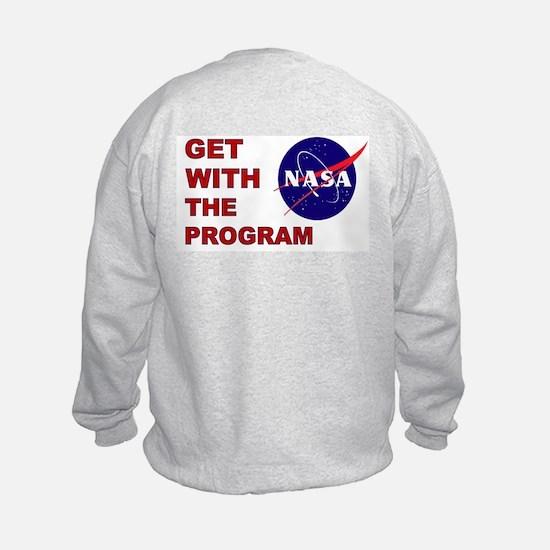 STS 125 Atlantis Sweatshirt