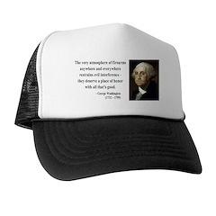 George Washington 13 Trucker Hat