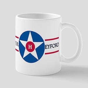 RAF Upper Heyford Mug
