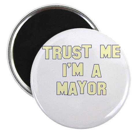 Trust Me I'm a Mayor Magnet
