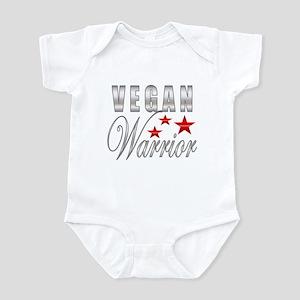 Vegan Warrior Infant Creeper