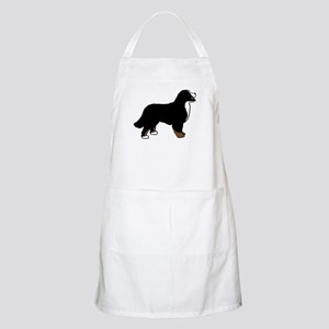 Tri Color Bernese Dog Apron