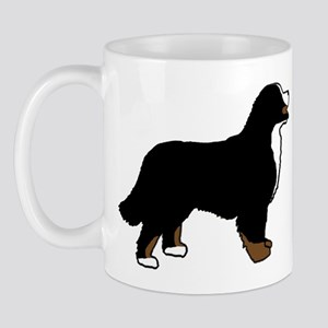 Tri Color Bernese Dog Mug