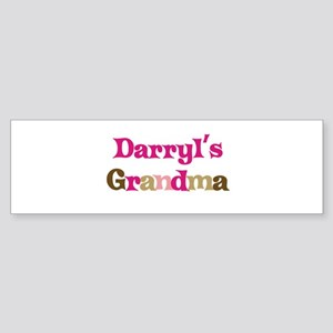 Darryl's Grandma Bumper Sticker