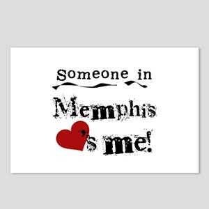 Memphis Loves Me Postcards (Package of 8)