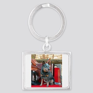 show girl pic copy Keychains