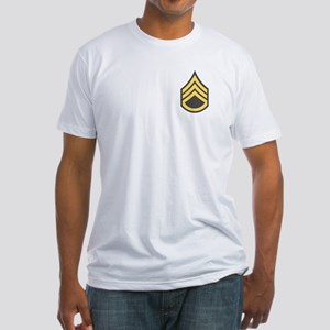 Staff Sergeant Fitted T-Shirt 2