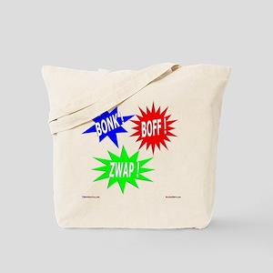 Bonk Boff Zwap Tote Bag
