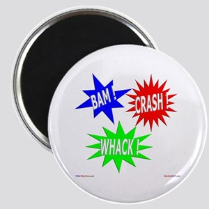 Bam Crash Whack Magnet